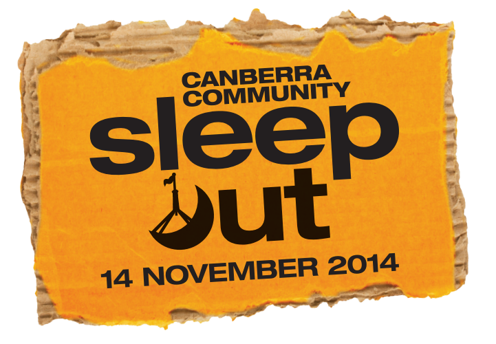 Canberra Community Sleepout